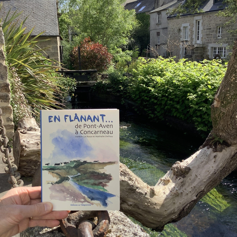 « En flânant … de Pont-Aven à Concarneau »